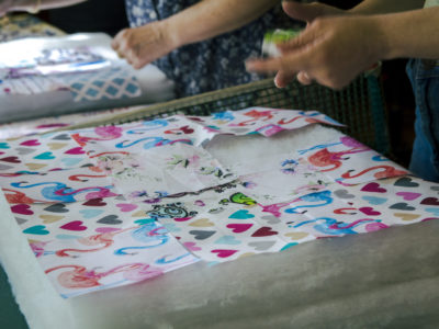 patchwork-poduszka